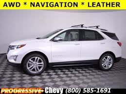 new 2018 chevrolet equinox premier 4d sport utility in massillon