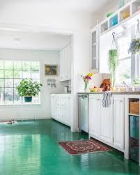 kitchen white and boho style kitchen hardwood floor modern