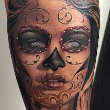 tatu baby on selenagomez as a day of the dead