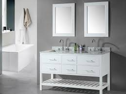 55 inch bathroom vanity double sink home design ideas