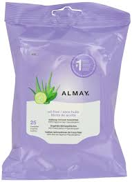 almay makeup remover towelettes oil free 25 towelettes rite aid