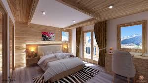 chambre chalet montagne decoration maison de montagne awesome deco chambre chalet montagne