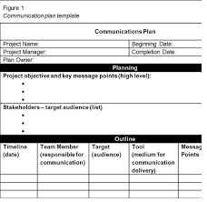 High Level Project Plan Excel Template Get Project Communication Plan Template Spreadsheet Excel