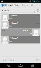 chat android bluetooth chat android apps on play