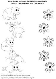 printable winter worksheets laveyla com sports kindergarten