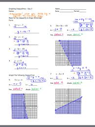 graphing linear inequalities notes ms ulrich u0027s algebra 1 class