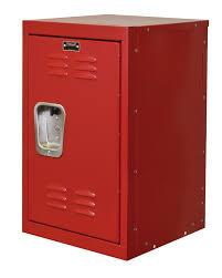 kids lockers hallowell hkl151524 1gs kid mini locker 15 width x