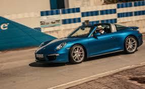 porsche targa 2015 2014 porsche 911 targa review automobile magazine