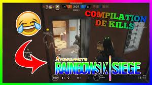 fr r6 compilation de kills de fou rainbow six siege 3