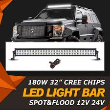 Led Truck Bar Lights by Online Buy Wholesale 180w Led Light Bar From China 180w Led Light