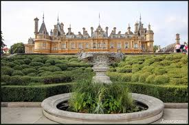 escapes and photography waddesdon manor a touch of europe in an