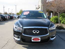 2017 infiniti qx60 our review 2017 used infiniti qx60 awd heated leather touchscreen sunroof 3rd