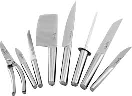 berghoff eclipse 9 piece knife set u0026 reviews wayfair