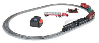 new york central flyer train set with trainsounds 4 4 2 steam