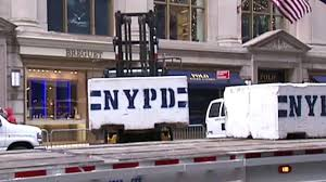 trumps home in trump tower secret service nypd private security securing trump tower fox