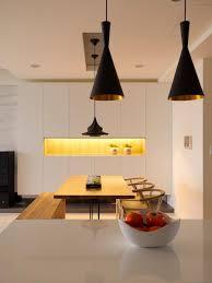Unique Hanging Lights Black Pendant Lights Interior Design Ideas