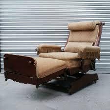 antique j foot u0026 son u0027marlborough u0027 mechanical victorian reclining