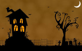 haunted house clipart haunted forest pencil and in color haunted