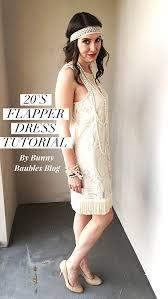 easy 20 u0027s flapper dress costume diy sewing tutorial 20s flapper