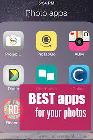 best photography apps for your phone editing apps app design