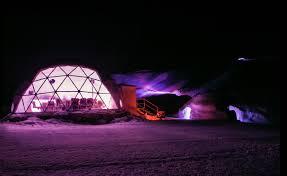 hotel andorre avec dans la chambre igloo hôtel aux pyrénées une soirée spéciale et différente