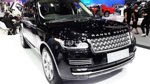 land rover thailand land rover range rover 3 0 l hybrid youtube