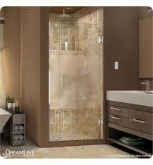 Shower Door 36 Dreamline Shdr 2407210 Hfr Unidoor Plus W 29 To 36 1 2 X H 72