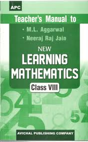 apc teacher u0027s manual to learning mathematics for class 8