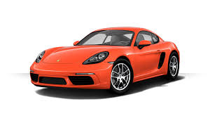 orange porsche lava orange 718 owners pictures thread porsche 718 forum