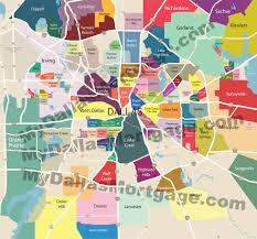 Dfw Zip Code Map by Dallas Neighborhood Map Tablesportsdirect