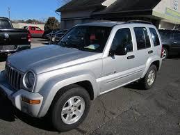 jeep liberty 2003 4x4 jeep liberty for sale carsforsale com