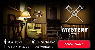 The Room Game - live escape game munich can you escape