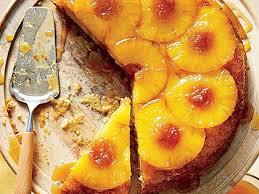 honey pineapple upside down cake recipe myrecipes