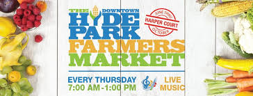 the hyde park farmers market home