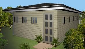 Backyard Granny Flat 1 Bedroom Unit Granny Flat Designs The Contempo Granny Flat