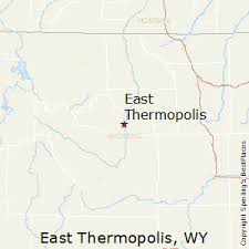 map of thermopolis wyoming best places to live in east thermopolis wyoming