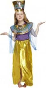 Stylish And Innovative The Egyptian Princess Child Costume