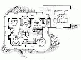Floor Plans With Wrap Around Porch Eplans Queen Anne House Plan Wraparound Porch 2174 Square Feet