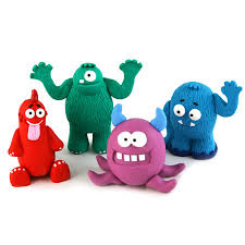 monsters inc cake toppers cake toppers figures set of 4 the cake decorating store