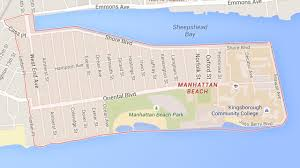 Kbcc Map Manhattan Beach Brooklyn Map Map Of Manhattan Beach Brooklyn