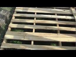 How To Build A Shed Out Of Wooden Pallets by How To Build Free Or Cheap Shed From Pallets Diy Garage Storage