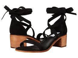 steve madden platform sandals steve madden rizzaa black suede