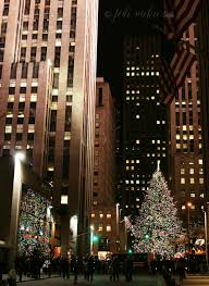 Where Is The Christmas Tree In New York City It U0027s Christmas Time In The City A Free Wallpaper Download
