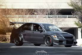 mitsubishi evo 7 stock form meets function srun u0027s track ready evo stancenation