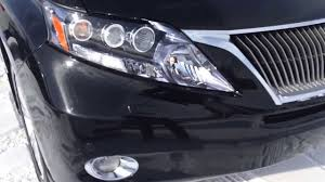 used lexus suv hybrid for sale lexus certified pre owned 2010 rx 450h hybrid ultra premium