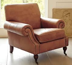 Pottery Barn Leather Couch Pottery Barn Leather Sofa Pottery Barn Brooklyn Leather Armchair
