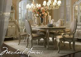 high end luxury classic dining room furniture sets michael amini