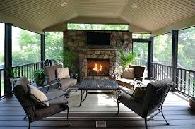 fireplace decor for christmas deck natural gas retaining walls