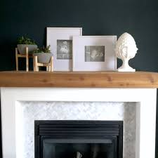fireplace makeover before and after harlow u0026 thistle home