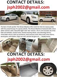 nissan maxima yahoo answers scammers u0027 choice vehicle of the week u2013 2006 maxima scammer database